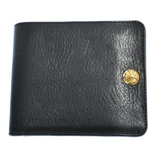 クロムハーツ(Chrome Hearts)のCHROME HEARTS クロムハーツ 二つ折り財布(折り財布)