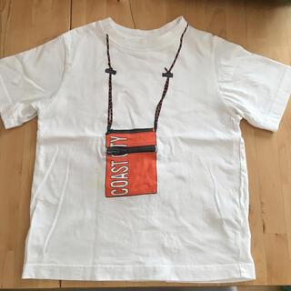 ジーユー(GU)のGU130 白Tシャツ(Tシャツ/カットソー)