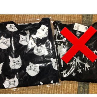 Design Tshirts Store graniph - 新品未使用 グラニフ Tシャツ  猫柄