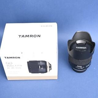 TAMRON - タムロン SP35mm F/1.8 Divc USD(F012N)ニコン用