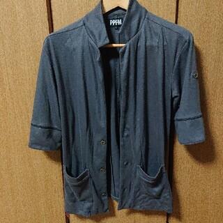 ピーピーエフエム(PPFM)のPPFM 半袖 ジャケット(Tシャツ/カットソー(半袖/袖なし))