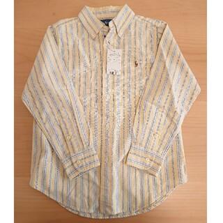 ラルフローレン(Ralph Lauren)のコンペイトウ様  ラルフローレン 子供服 シャツ 男の子 120(ブラウス)