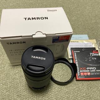 TAMRON - TAMRON 18-400mm F/3.5-6.3 Di Ⅱ VC Nikon用