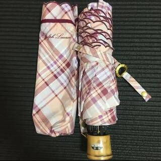 ラルフローレン(Ralph Lauren)のラルフローレン 折り畳み傘 折りたたみ傘(傘)