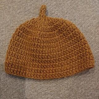 シマムラ(しまむら)のどんぐり帽子 小人帽子 ベビー(帽子)