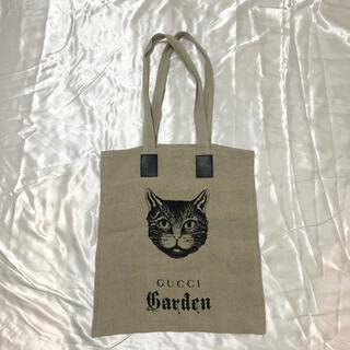 グッチ(Gucci)のGucci garden cat tote bag(トートバッグ)