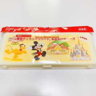 ディズニー(Disney)のらくらくキューブ ケース * 明治 ほほえみ ステップ(その他)