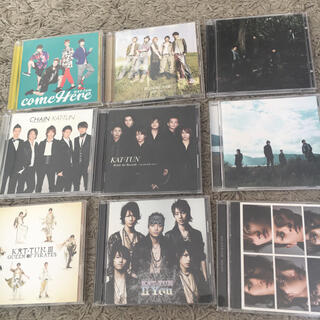 KAT-TUN シングル アルバム CD 41枚まとめ売り