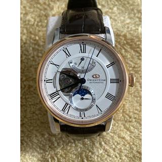 オリエント(ORIENT)の【美品】オリエントスター腕時計 ムーブメント RK-AM0003S (腕時計(アナログ))