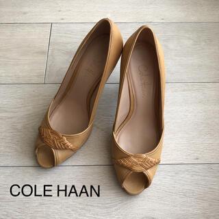 コールハーン(Cole Haan)のSALE‼︎コールハーンパンプス美品(ハイヒール/パンプス)