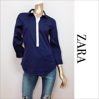ザラ(ZARA)のZARA デザイン シャツ♡ベルシュカ JEANASIS H&M DIESEL(シャツ/ブラウス(長袖/七分))
