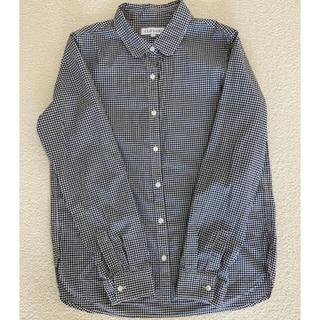 シマムラ(しまむら)のギンガムチェック シャツ(シャツ/ブラウス(長袖/七分))