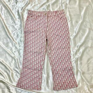 クリスチャンディオール(Christian Dior)の未使用に近い Dior trotter pink pants(カジュアルパンツ)