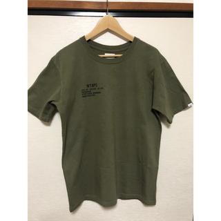 W)taps - タイムセール‼️24時まで‼️wtaps  ダブルタップス Tシャツ サイズ2