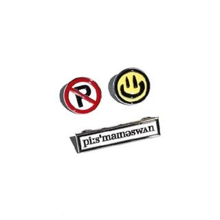 PEACEMINUSONE - 新品★ピースマイナスワン ピンバッジ セット