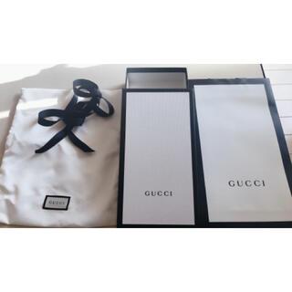 Gucci - GUCCI財布 空箱、紙袋、巾着、リボン