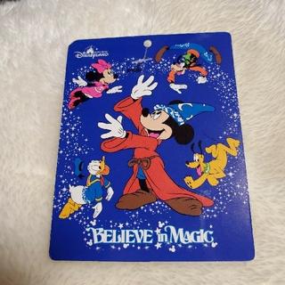 ディズニー(Disney)の【新品未使用】香港ディズニー 限定 ブランケット(おくるみ/ブランケット)