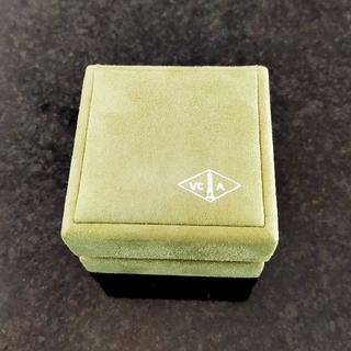 ヴァンクリーフアンドアーペル(Van Cleef & Arpels)のヴァンクリーフアーペル ネックレスケース 空箱(ショップ袋)