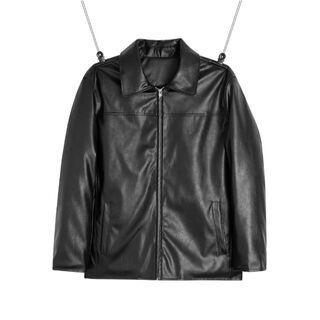 シュプリーム(Supreme)のSupreme Leather Work ジャケット(レザージャケット)