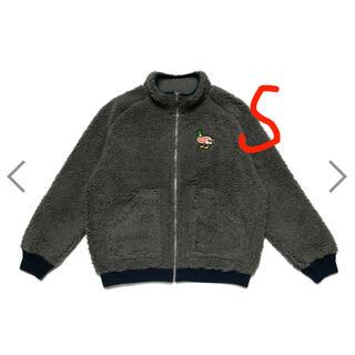 ジーディーシー(GDC)のHuman Made Fleece Jacket Duck S(ブルゾン)