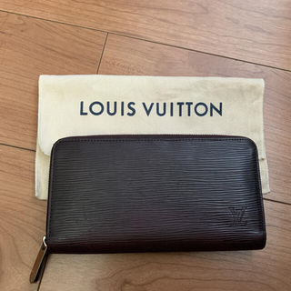 LOUIS VUITTON - ★ルイヴィトン エピ 長財布  ブラウン