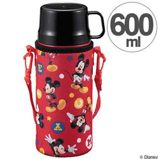 ディズニー(Disney)のディズニー 2WAYキッズボトル600ml 子供 水筒(水筒)