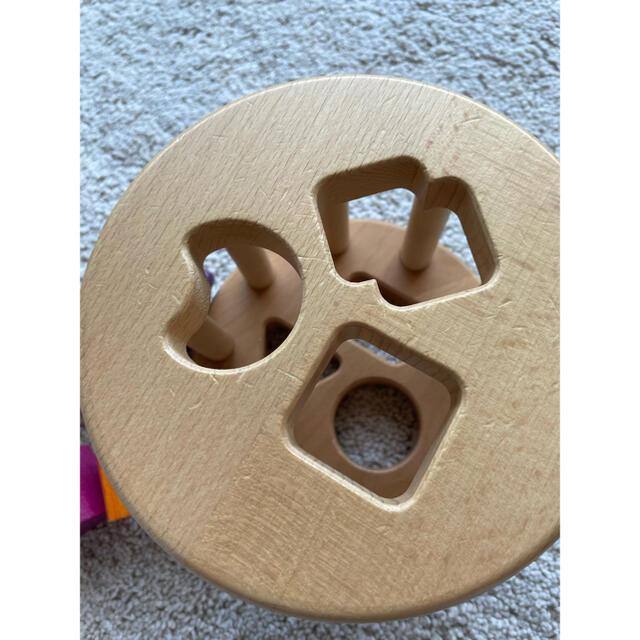 BorneLund(ボーネルンド)のちい様専用 ボーネルンド カラフルプルトーイ キッズ/ベビー/マタニティのおもちゃ(知育玩具)の商品写真