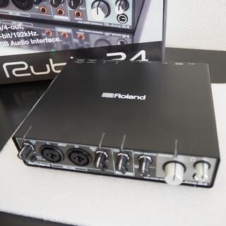 ローランド(Roland)のRoland Rubix24 オーディオインターフェース(オーディオインターフェイス)