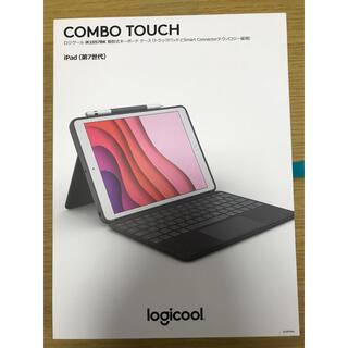 ロジクール COMBO TOUCH iPad 10.2キーボードケース (iPadケース)