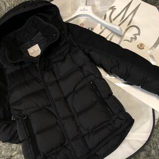MONCLER - モンクレール 国内正規品 RYAN サイズ1 ブラック ジャパンタグ付き