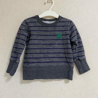 シップスキッズ(SHIPS KIDS)のSHIPS シップス キッズ ベビー スウェット トレーナー 90(Tシャツ/カットソー)