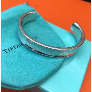 Tiffany & Co. - 超美品 新品仕上げ ティファニー バングル シルバー925 1837