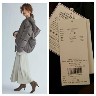 ミラオーウェン(Mila Owen)の🍀新品🍀✨Mila Owen✨裾リボンダウンジャケット(ダウンジャケット)
