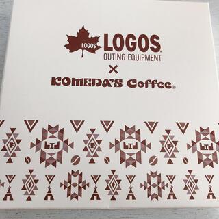 ロゴス(LOGOS)のLOGOS バンブーファイバープレート コメダ(食器)