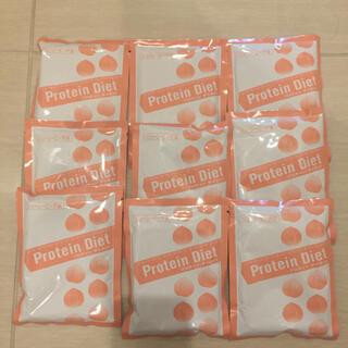 DHC - DHC プロテインダイエット 9袋 ピーチ味