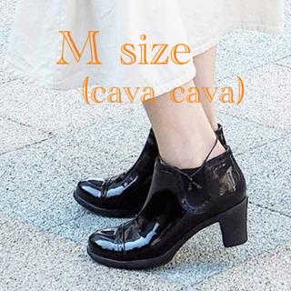 サヴァサヴァ(cavacava)のサイドゴアレインブーツ 新品未使用品(レインブーツ/長靴)