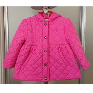 ラルフローレン(Ralph Lauren)のラルフローレン ピンク キルティングジャケット 90サイズ*°(ジャケット/上着)
