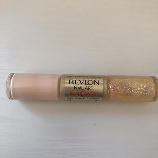 レブロン(REVLON)のREVLON NAIL ART SUN ANDY(マニキュア)