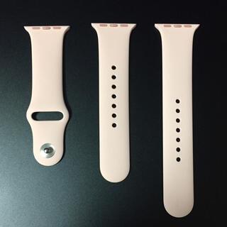 Apple Watch - 40mm Apple Watch 純正品 ピンクサンドスポーツバンド