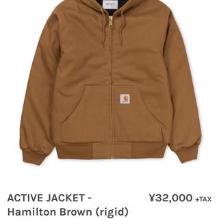 カーハート(carhartt)の【Carhartt】Active Jacket(その他)