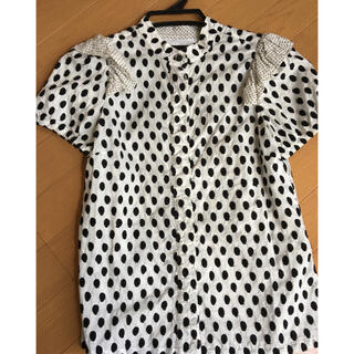 マークバイマークジェイコブス(MARC BY MARC JACOBS)のマークバイマークジェイコブス シャツ(シャツ/ブラウス(半袖/袖なし))