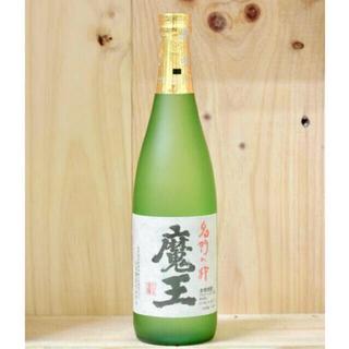 白玉醸造 魔王 芋焼酎 25度 720ml 鹿児島県(焼酎)