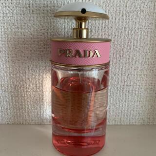 プラダ(PRADA)のプラダ 香水 キャンディフロラーレオードトワレ(香水(女性用))
