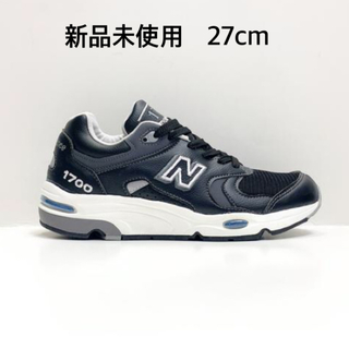 New Balance - 【未使用】New Balance M1700 BKJ ブラック27cm US9