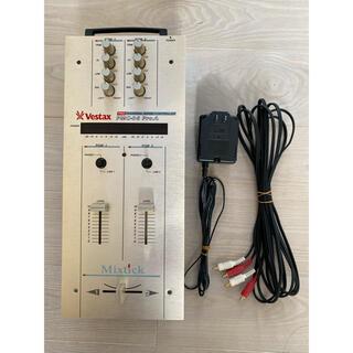 パナソニック(Panasonic)のVESTAX ミキサー PMC-06 proA(DJミキサー)