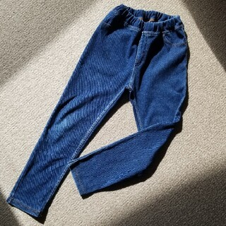 ムジルシリョウヒン(MUJI (無印良品))の無印良品 キッズ120cmデニム(パンツ/スパッツ)