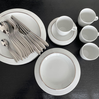 アレッシィ(ALESSI)のALESSI アレッシィ バベロ 食器カトラリーセット(食器)
