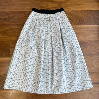 GRACE CONTINENTAL - 美品 グレースコンチネンタル グレースクラス スカート 36