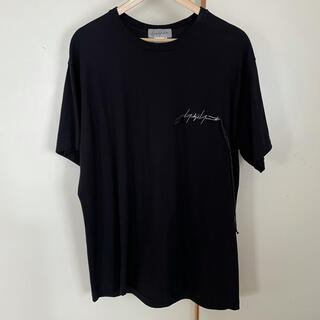 Yohji Yamamoto - yohjiyamamoto ヨウジヤマモト 限定 Tシャツ