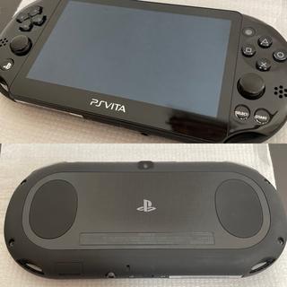 PlayStation Vita - 美品 PSVITA 本体  PCH-2000
